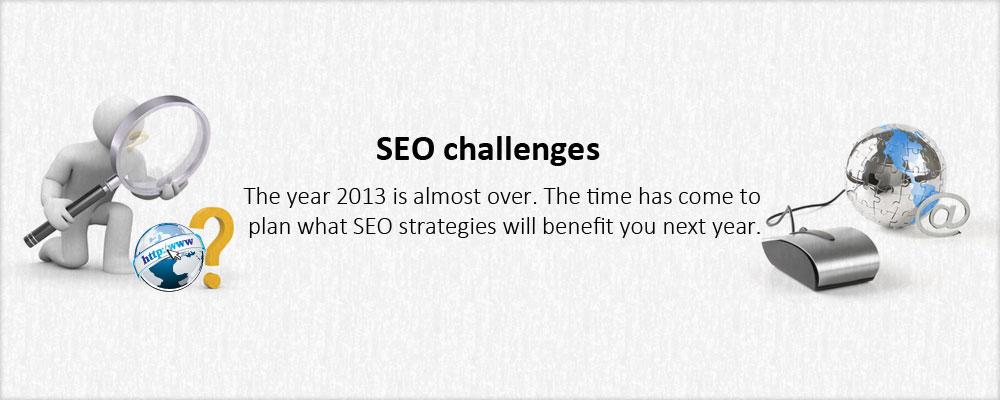 SEO-challenges